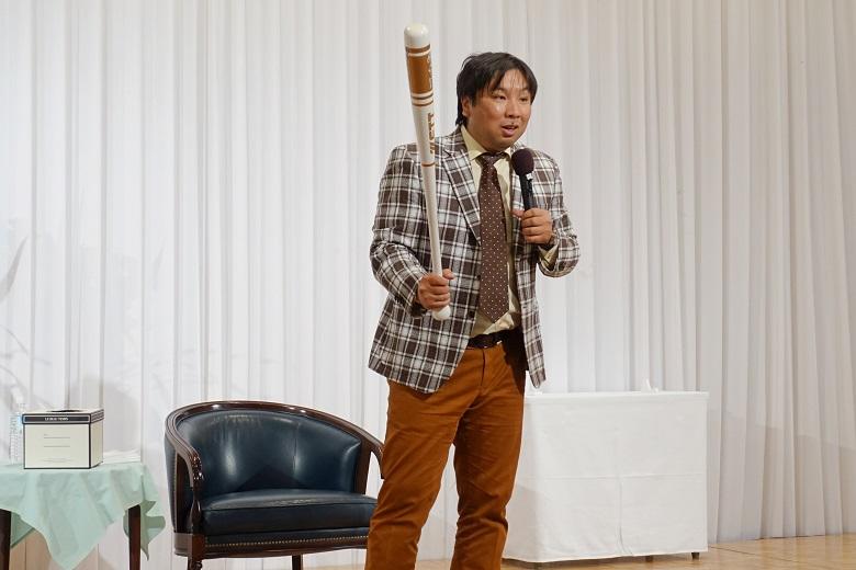 里崎智也さん8