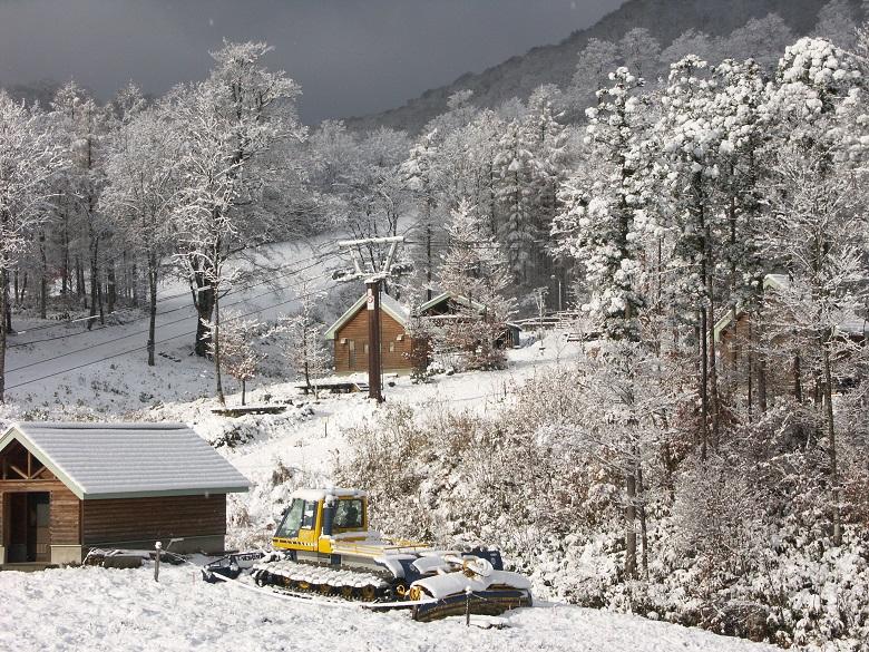 一関祭畤の冬4
