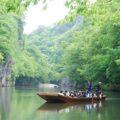 【猊鼻渓の春】一関で舟下り観光とアクセス・イベント情報2021
